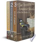 Australian Amateur Sleuth: Box Set: Books 1-3