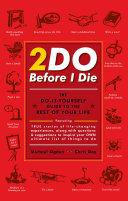 2Do Before I Die [Pdf/ePub] eBook