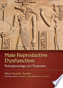 Male Reproductive Dysfunction Book PDF