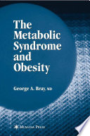 The Metabolic Syndrome And Obesity Book PDF