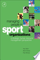 Cover of Managing People in Sport Organizations