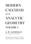 Calculus With Analytic Geometry [Pdf/ePub] eBook