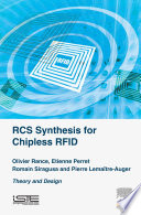 RCS Synthesis for Chipless RFID