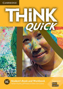 Think 3C Student s Book and Workbook Quick