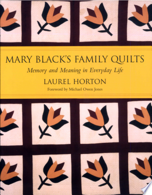 Download Mary Black's Family Quilts Books - RDFBooks