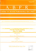 American Book Publishing Record - Band 47,Ausgaben 5-6 - Seite 95