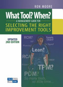 What Tool  When  2nd Edition