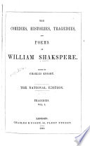 The Comedies, Histories, Tragedies, and Poems of William Shakspere