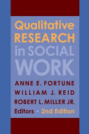 Qualitative Research in Social Work