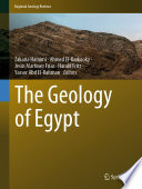 The Geology of Egypt Book