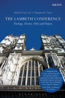 The Lambeth Conference [Pdf/ePub] eBook