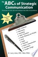 The Abcs of Strategic Communication Book