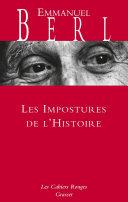 Les impostures de l'histoire [Pdf/ePub] eBook