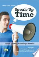 Speak Up Time