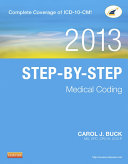 Step by Step Medical Coding  2013 Edition   E Book