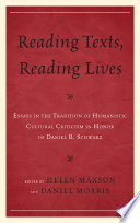 Reading Texts Reading Lives