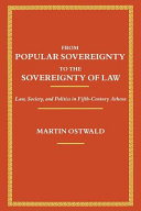 From Popular Sovereignty to the Sovereignty of Law