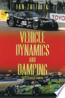 VEHICLE DYNAMICS AND DAMPING Book