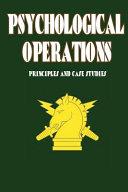 Pdf Psychological Operations