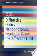 Diffractive Optics And Nanophotonics Book PDF