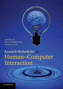 Research Methods for Human Computer Interaction