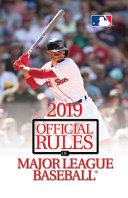 2019 Official Rules of Major League Baseball