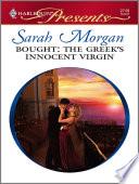 Bought  The Greek s Innocent Virgin