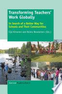 Transforming Teachers    Work Globally