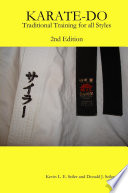 KARATE DO  Traditional Training for all Styles  2Ed