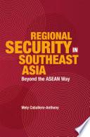 Regional Security In Southeast Asia