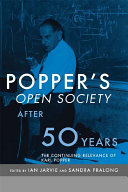 Popper's Open Society After Fifty Years