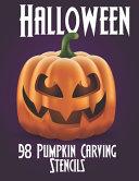 Halloween 98 Pumpkin Carving Stencils