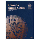 Canada Small Cents Coin Folder Number Two