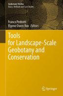 Tools for Landscape-Scale Geobotany and Conservation Pdf/ePub eBook