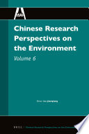 Chinese Research Perspectives on the Environment