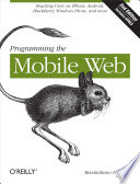 Programming the Mobile Web Book