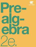 Prealgebra 2e