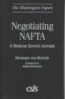Negotiating NAFTA