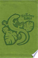 Adventure Bible for Early Readers  : New International Revised Version, Italian Duo-tone, Jungle Green
