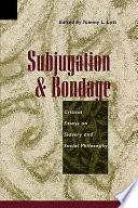 Subjugation and Bondage