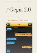 #Gegia 2.0
