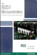 The 8051 Microcontrollers  Architecture  Programming   Applications