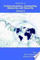 Advances in Communications, Computing, Networks and Security Volume 9
