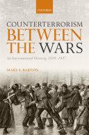 Counterterrorism Between the Wars Pdf/ePub eBook