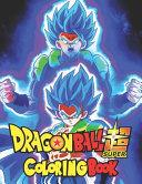 Dragon Ball Super Coloring Book