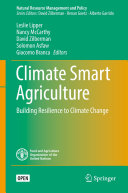 Pdf Climate Smart Agriculture