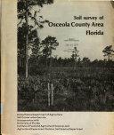 Soil Survey of Osceola County Area  Florida