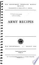 Army Recipes Pdf/ePub eBook