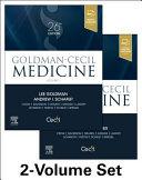 Goldman Cecil Medicine  2 Volume Set