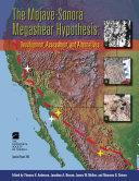 The Mojave-Sonora Megashear Hypothesis Pdf/ePub eBook